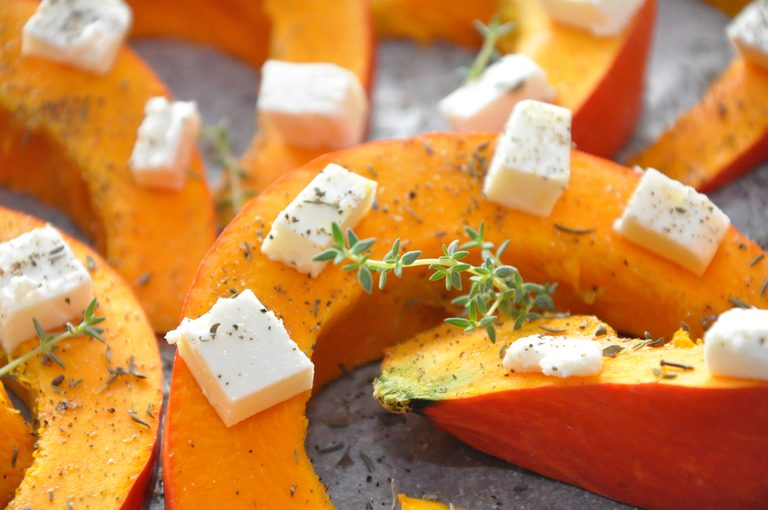 Honey-Roasted Squash Recipe Thanksgiving