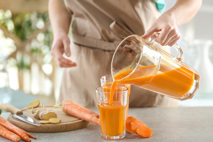 power of antioxidants_ carrots