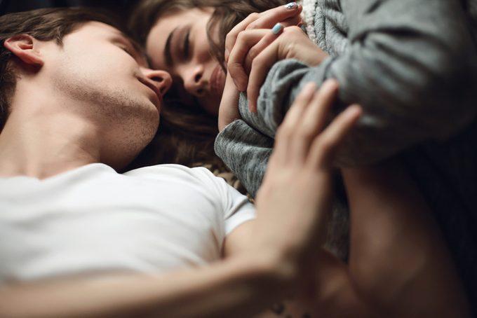 happy couple_sex is the best medicine