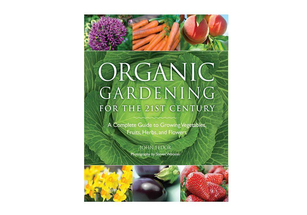 Organic Gardening Book