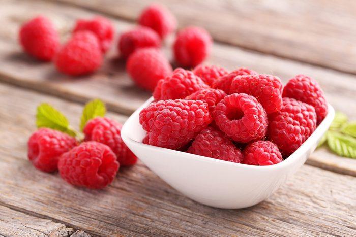 September Produce- Raspberries