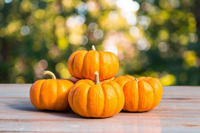 Health Benefits of Pumpkins