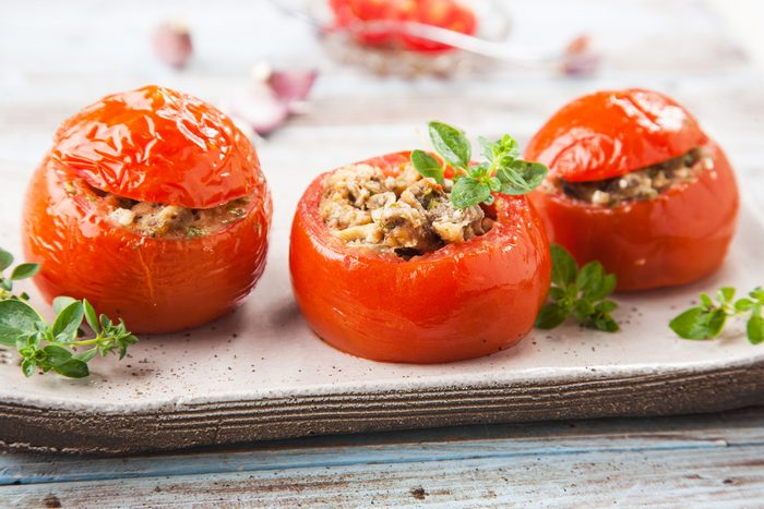 prevent high cholesterol _ tomatoes