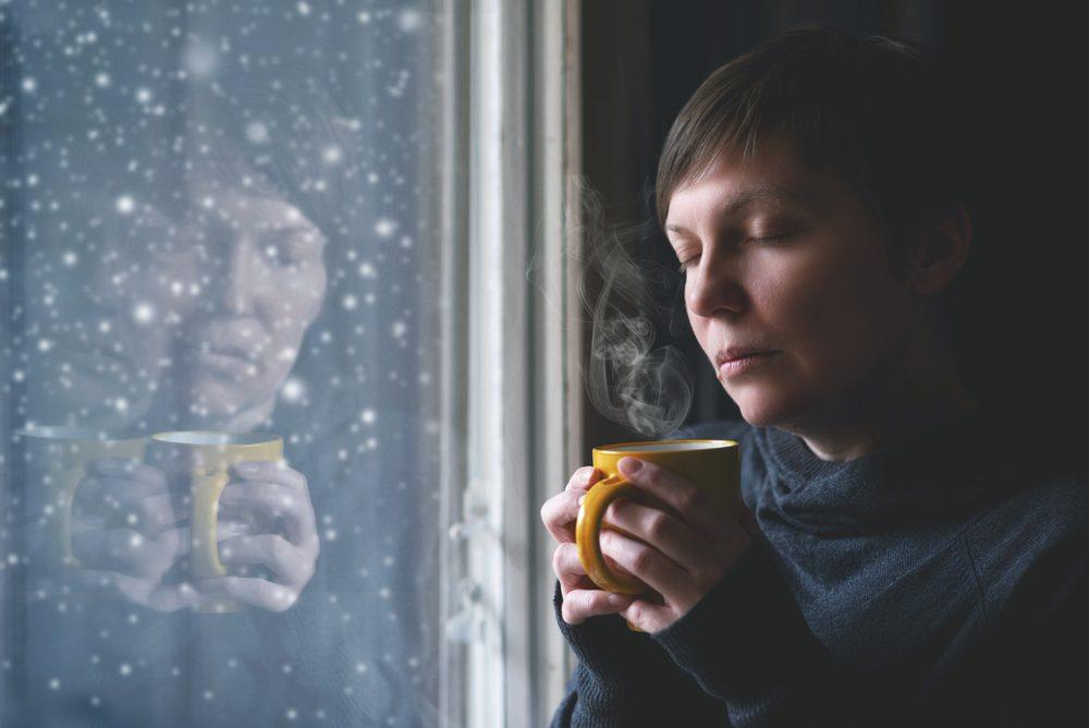 gain weight in winter _ seasonal depression