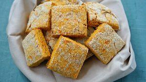 Sweet-Potato Savoury Scones