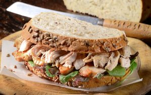 The Ultimate Leftover Turkey Sandwich Recipe