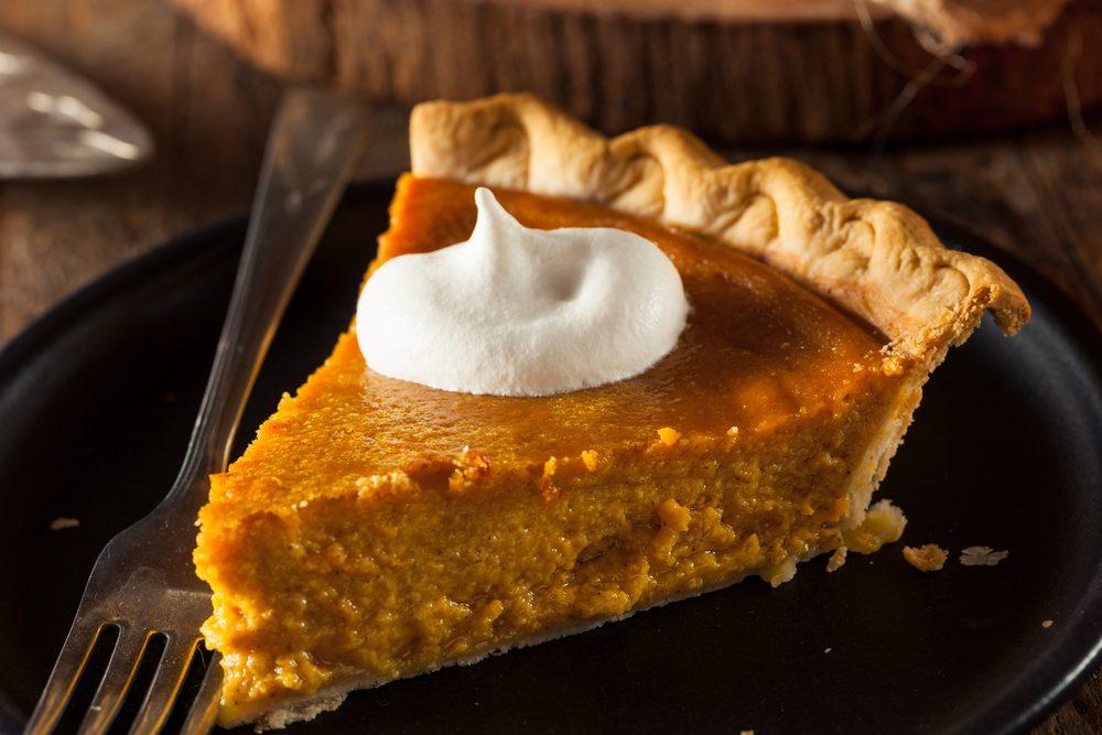 healthy thanksgiving recipes | Healthy Pumpkin Pie Recipe