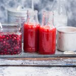 Cranberry-Ginger Smoothie
