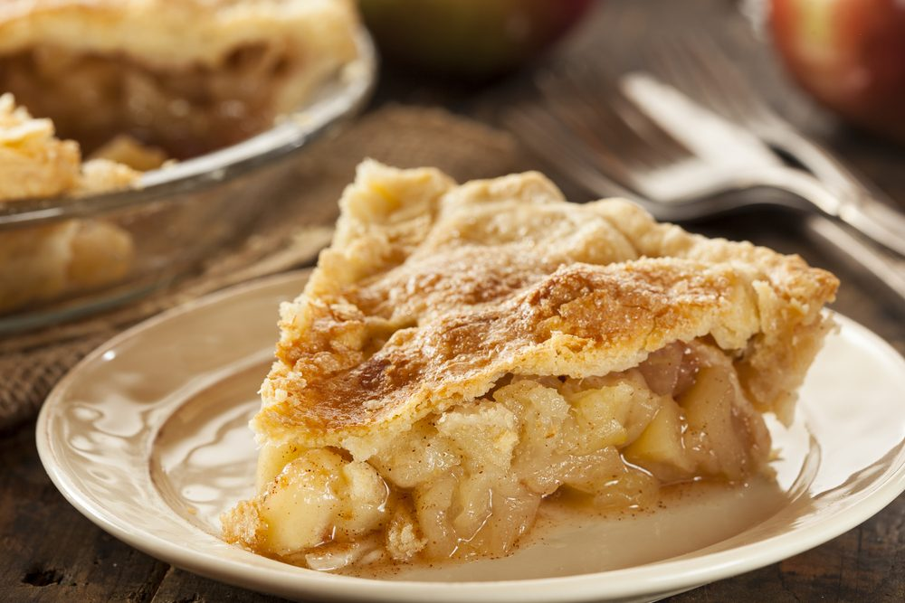 healthy thanksgiving recipes | apple pie