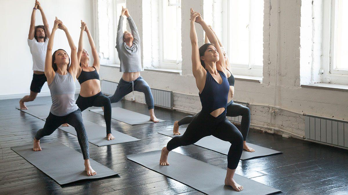 Types of Yoga, Vinyasa