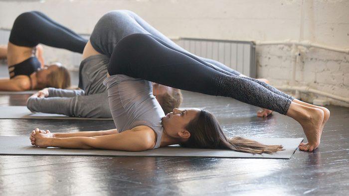 Types of Yoga, Yin