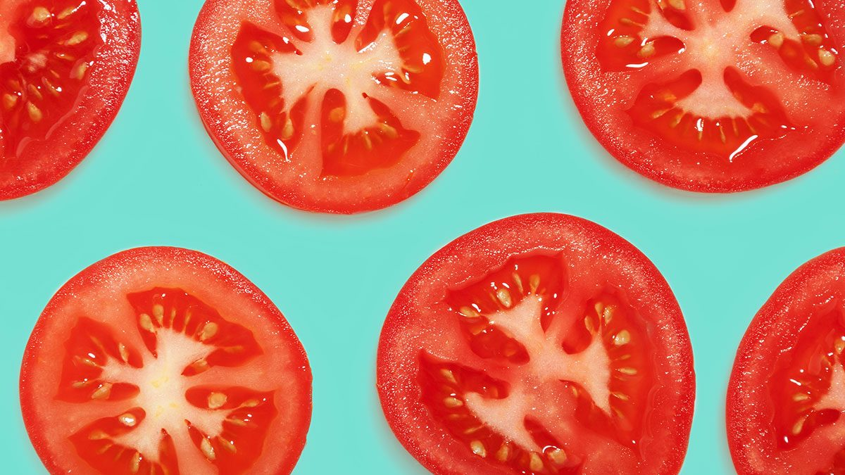 Health Benefits of Tomatoes, mucles