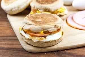The Ultimate Weekday Breakfast Sandwich