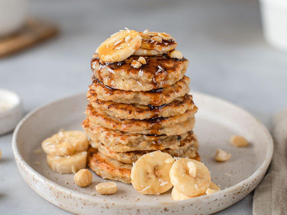 oatmeal pancakes   pancake recipes