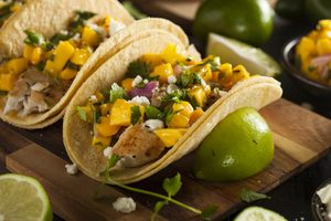 Cajun-Style Fish Tacos