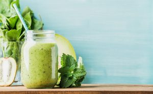 Fresh Mint Smoothie