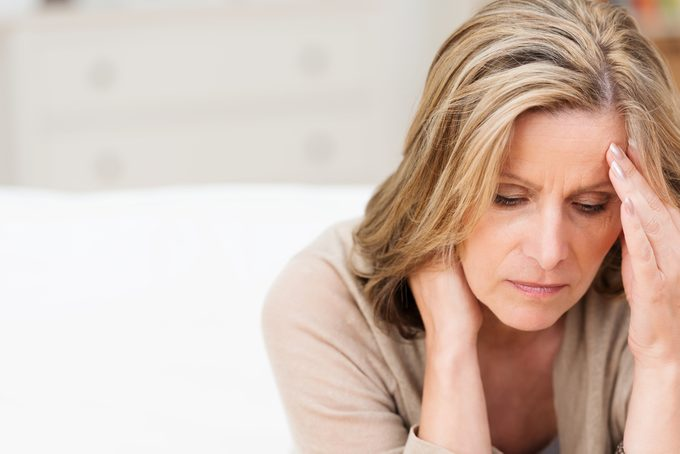 menopause affects your brain