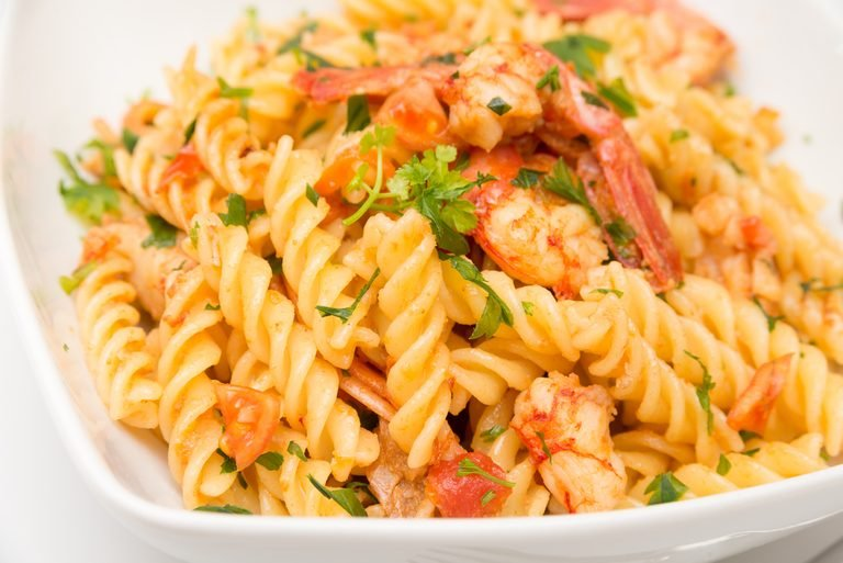 Recipe_Shrimp Fusilli