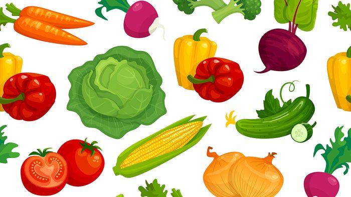Foods to Reduce Inflammation, veggies