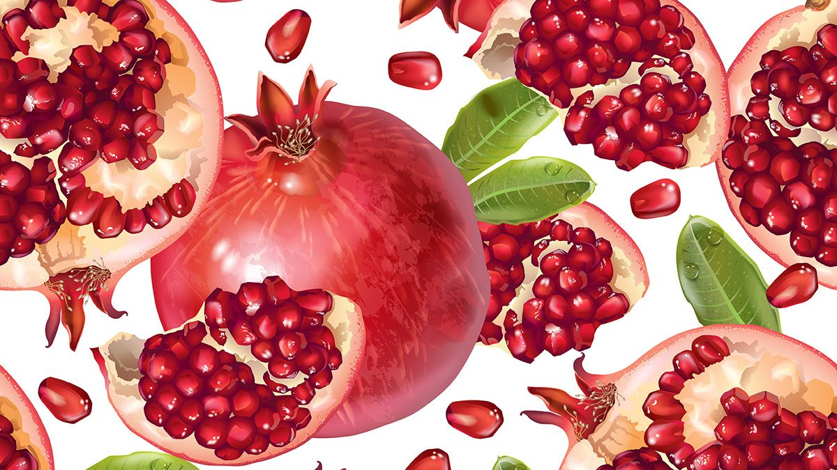 Foods to Reduce Inflammation, pomegranate