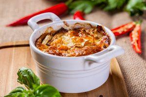Turnip & Parmesan Gratin