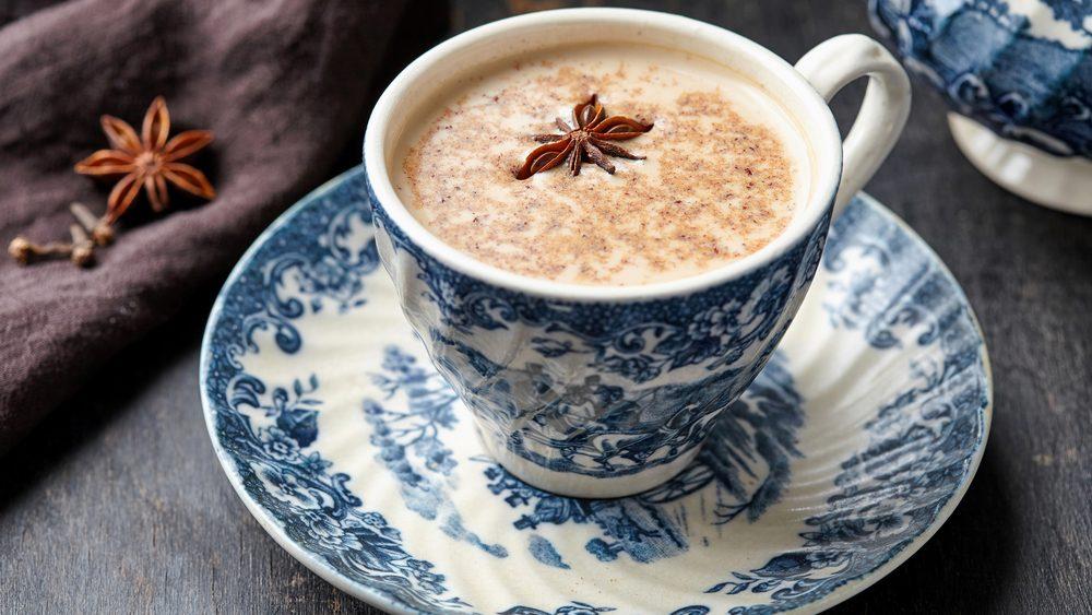 flat tummy foods chai tea