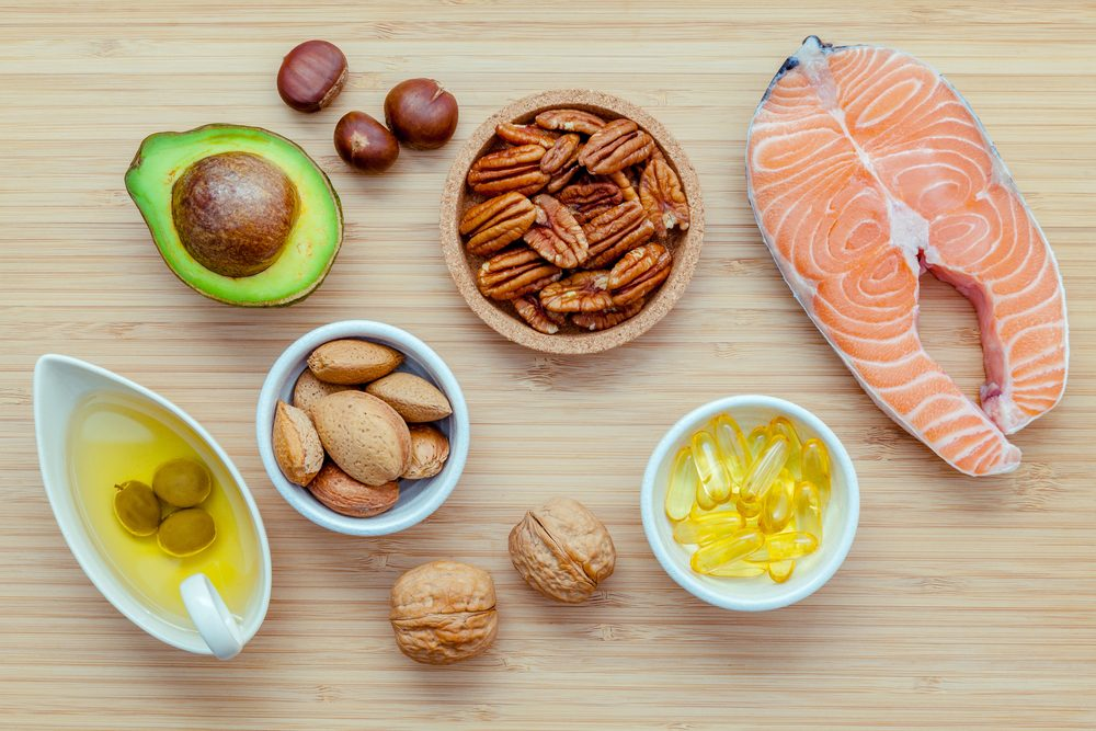 omega 3 foods_ nutrients for anxiety