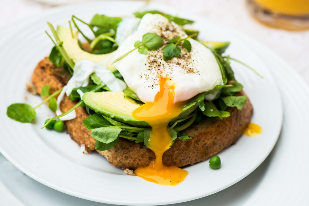 egg sandwich_ nutrients for anxiety