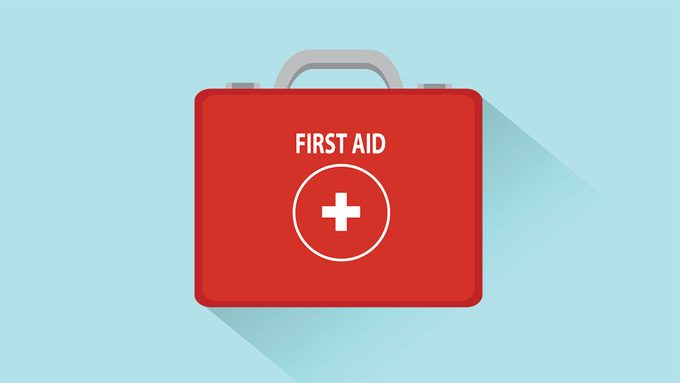 first aid refresher illustration