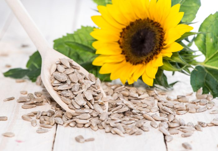 healthy seeds_ sunflower seeds