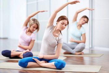 3 Health Benefits of Yoga