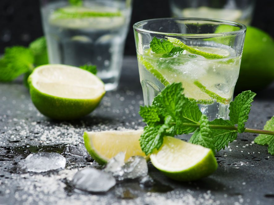 mojito virgin cocktails