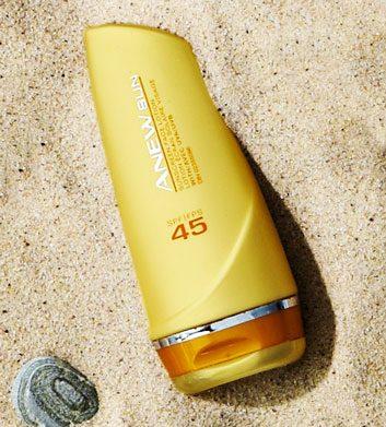 Avon Anew Sun SPF 45