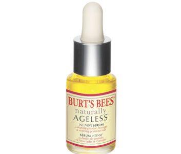 5. Burt's Bees Naturally Ageless Intensive Repairing Serum