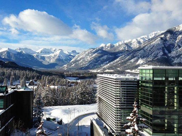 Go Goddess Retreats, Banff