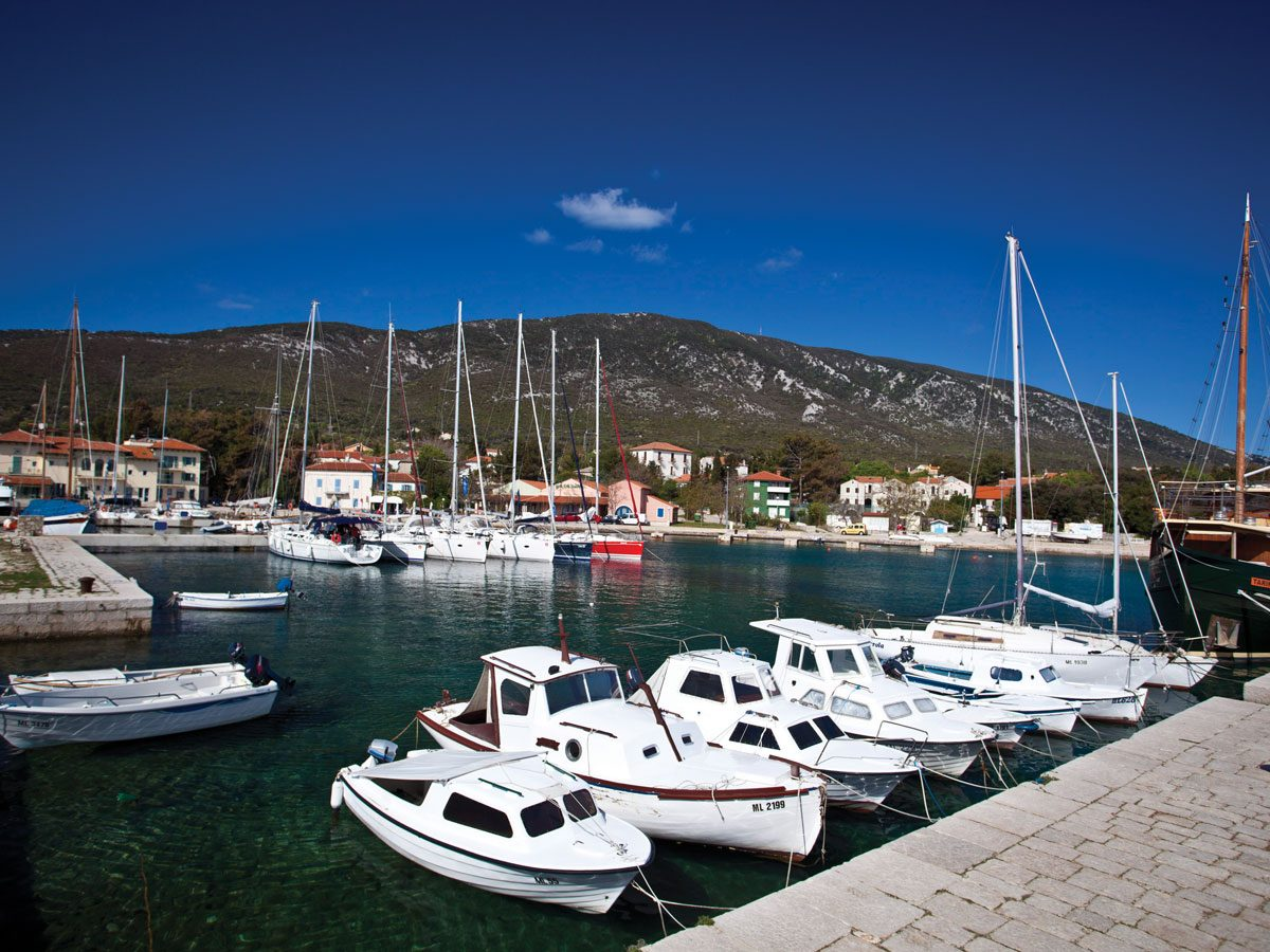 Losinj, Croatia: The Island of Vitality