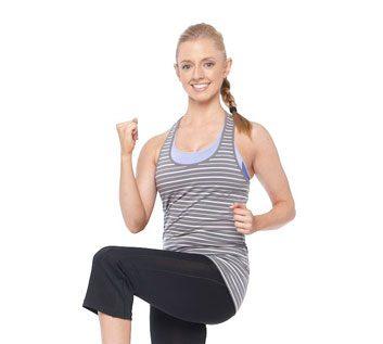 10-Minute Tuneups: Kick-butt cardio workout video