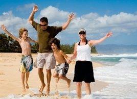 3 family fitness ideas