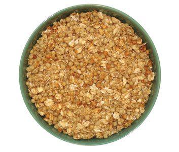 Flax & Fibre Granola Cereal