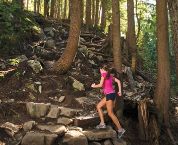 Grouse Grind, Vancouver