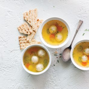 <h4></noscript>Demi Tasse Chicken Soup with Dill and Parsnips</h4>