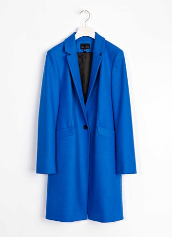 Judith and Charles Manille Coat
