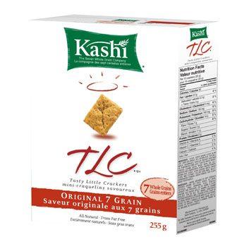 Kashi crackers