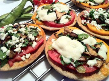 meatlessmondaypizza