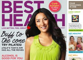 Best Health Magazine: March/April 2011