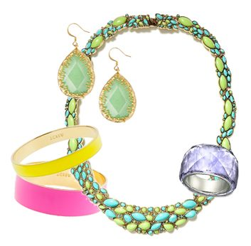 Pastal Jewelry Dressy