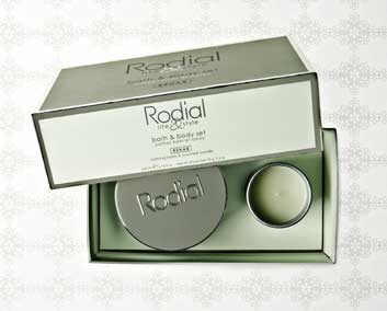 Rodial Life & Style Rehab gift set