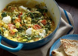 Our best healthy vegetarian recipes