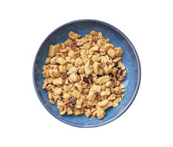 Toasted Berry Crisp Cereal
