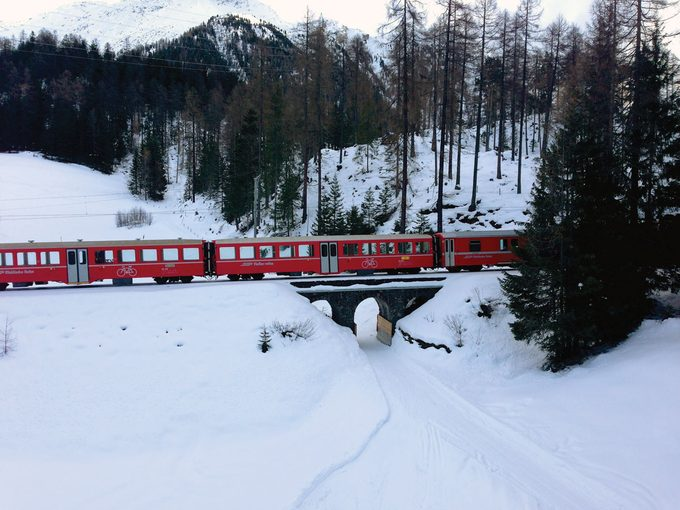 The Best Ski Tours in Switzerland